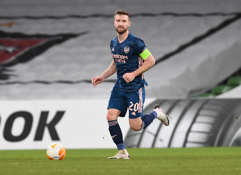 Arsenal confirm Shkodran Mustafi Schalke transfer - Bóng Đá