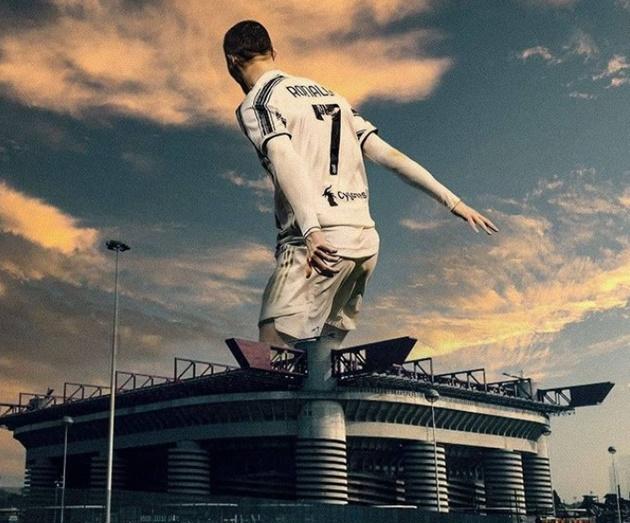 Cười té khói với loạt ảnh chế Juve thắng Inter - Bóng Đá
