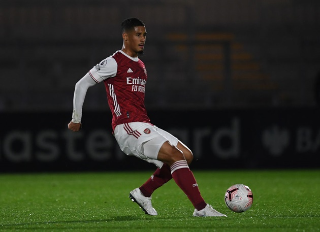 William Saliba claims he was unfairly judged by Mikel Arteta at Arsenal   - Bóng Đá