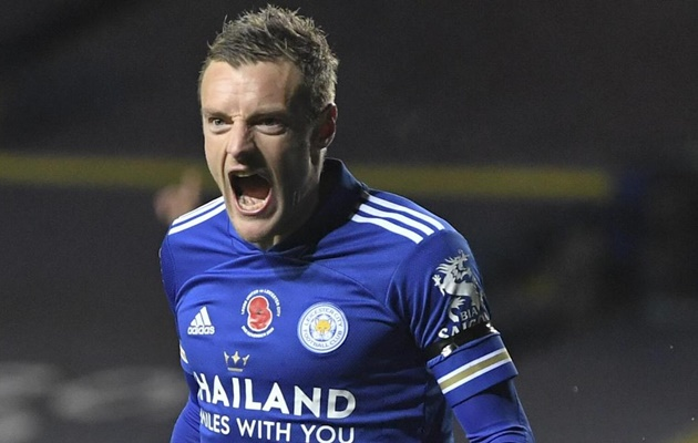 Arsene Wenger reveals he offered Leicester star Jamie Vardy 'a lot of money' to join Arsenal    - Bóng Đá