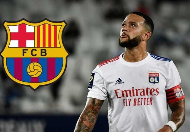 Lyon confident Depay will sign new deal amid Barcelona links - Bóng Đá