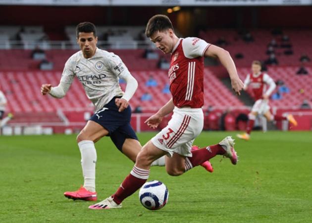 'That killed us' – Kieran Tierney reflects on Arsenal's narrow defeat to Manchester City    - Bóng Đá