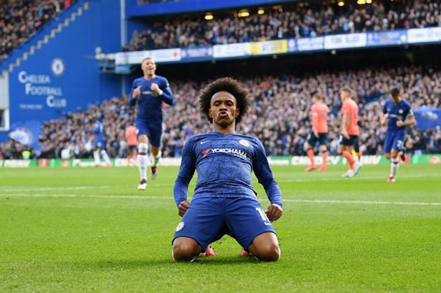 Arsenal star Willian admits he 'really wanted to stay' at Chelsea - Bóng Đá