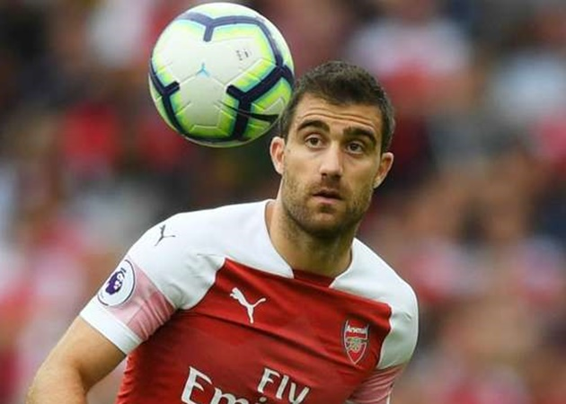 Sokratis urges Olympiacos to exploit Arsenal weaknesses in Europa League clash  - Bóng Đá
