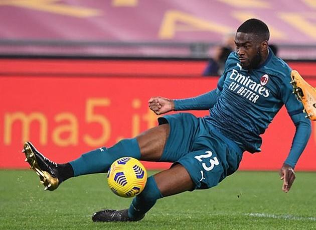 Maldini: Milan still evaluating possible permanent Tomori signing - Bóng Đá