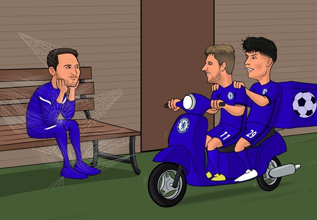 Cười té khói với loạt ảnh chế Chelsea hòa Man Utd - Bóng Đá