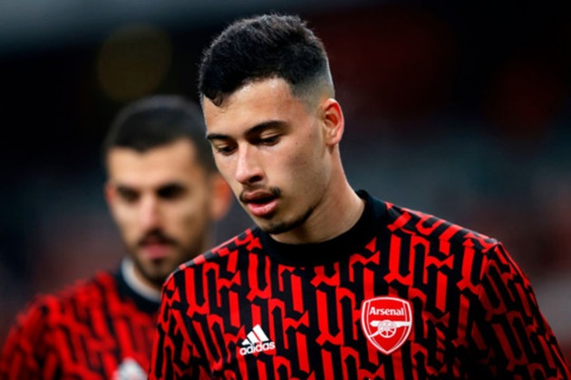 'He needs to keep working' – Arsenal boss Mikel Arteta sounds warning over Gabriel Martinelli after latest omission    - Bóng Đá