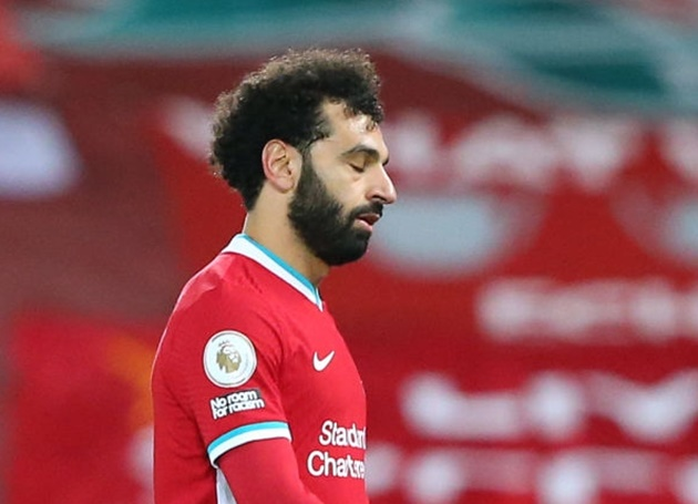WHAT LIVERPOOL'S KLOPP WAS OVERHEARD SHOUTING AT SALAH JUST BEFORE TAKING HIM OFF - Bóng Đá