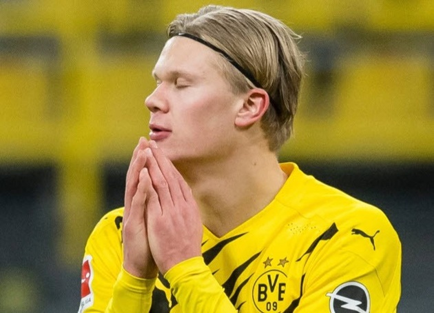 'We assume he will stay' - Dortmund planning future with Haaland, insists Kehl - Bóng Đá