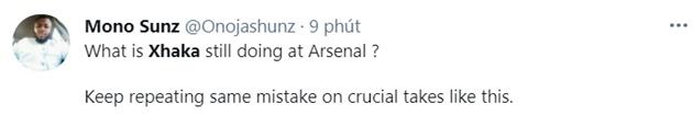 'Joke', 'So negative' - These Arsenal fans fume at 'useless' man vs Burnley - Bóng Đá