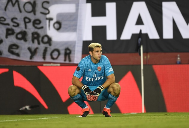 Emiliano Martinez says Arsenal did not deserve to keep him - Bóng Đá