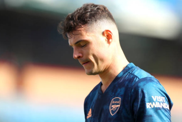 Mikel Arteta reacts to Granit Xhaka and Bernd Leno error that cost Arsenal against Burnley - Bóng Đá