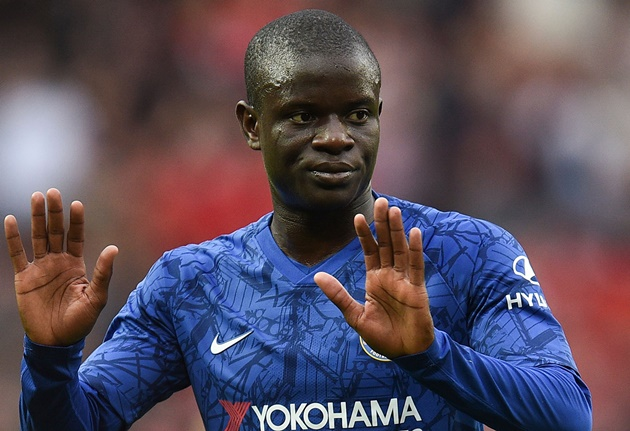 Thomas Tuchel shares what he thought after first Chelsea training session with N'Golo Kante - Bóng Đá