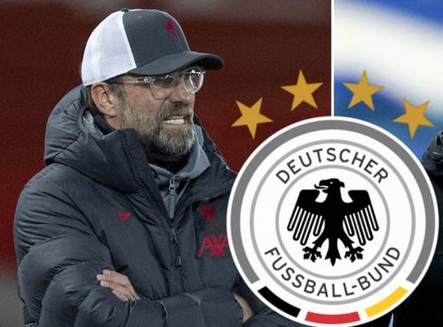 Julian Nagelsmann gives his take on Jurgen Klopp being next Germany manager - Bóng Đá
