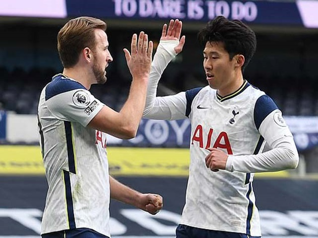 GARETH BALE CLAIMS ONE TOTTENHAM PLAYER IS 'INCREDIBLE' AFTER 4-1 WIN V PALACE - Kane - Bóng Đá