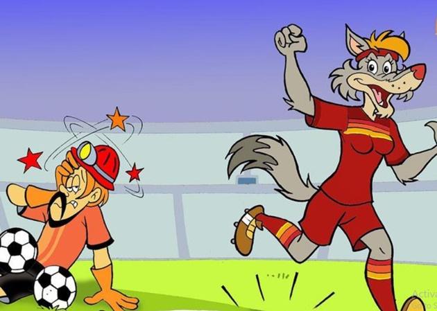 Cười té khói với loạt ảnh chế vòng 1/8 Europa League  - Bóng Đá