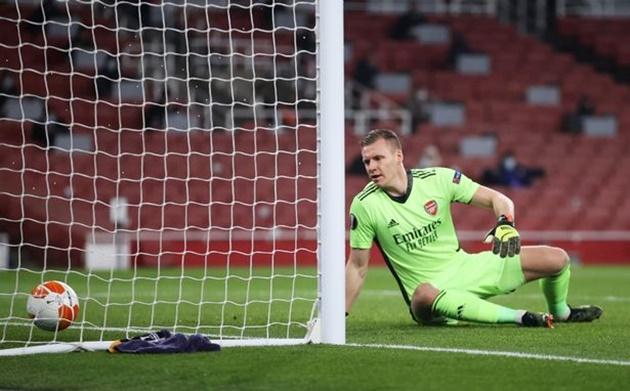 Bernd Leno details Arsenal dressing room reaction to