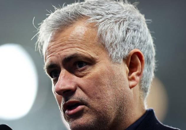 Jose Mourinho's reaction to what Hugo Lloris said about Tottenham's Europa League exit - Bóng Đá