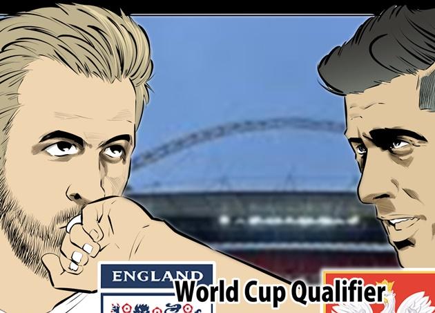 Cười té khói với loạt ảnh chế vòng loại World Cup - Bóng Đá
