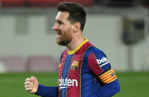 Rivaldo thinks 'bluffing' Man City still want Messi but Aguero deal could help keep him at Barcelona - Bóng Đá