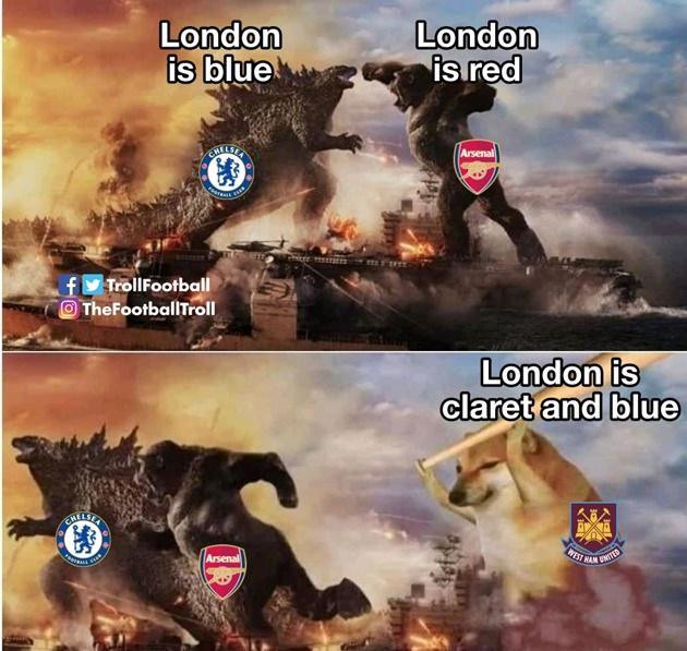 Cười té khói với loạt ảnh chế Premier League - Bóng Đá