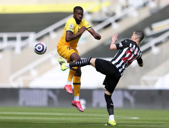 Tottenham: Jose Mourinho slams Tanguy Ndombele - Bóng Đá