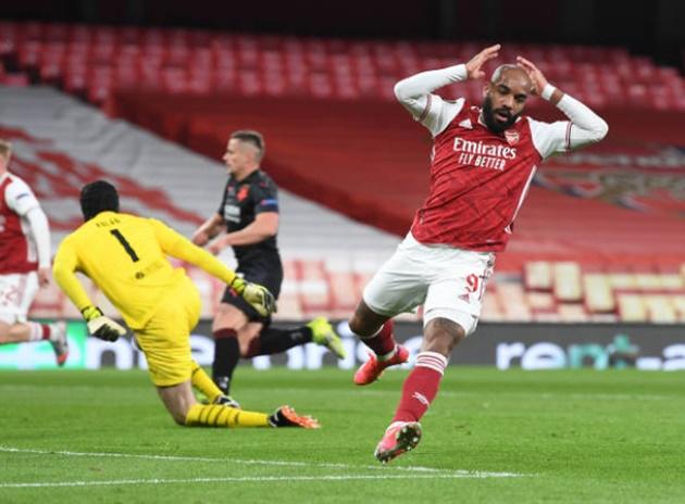 5 điểm nhấn Arsenal 1-1 Slavia Prague: Trong nỗi nhớ Odegaard, cơn điên của Xhaka - Bóng Đá
