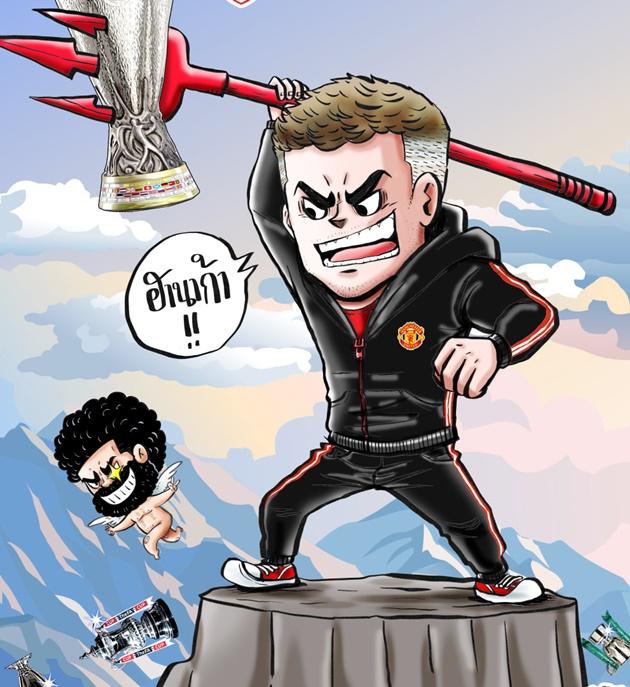 Cười té khói với loạt ảnh chế tứ kết Europa League  - Bóng Đá