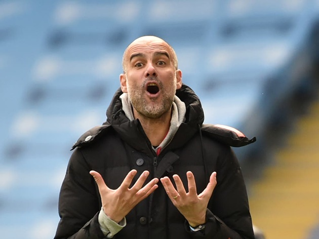 Pep Guardiola congratulates 'fantastic' 10-man visitors on last-gasp Premier League win - Bóng Đá
