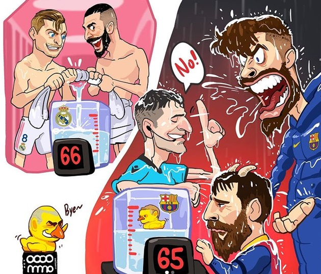Cười té khói với loạt ảnh chế La Liga - Bóng Đá