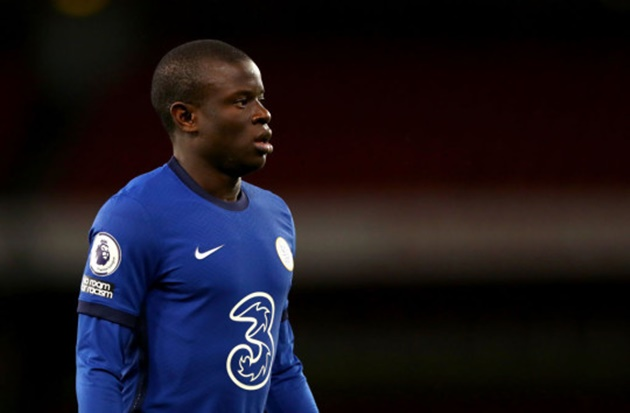 Thomas Tuchel concerned about N'Golo Kante's condition ahead of Chelsea's clash against Porto    - Bóng Đá