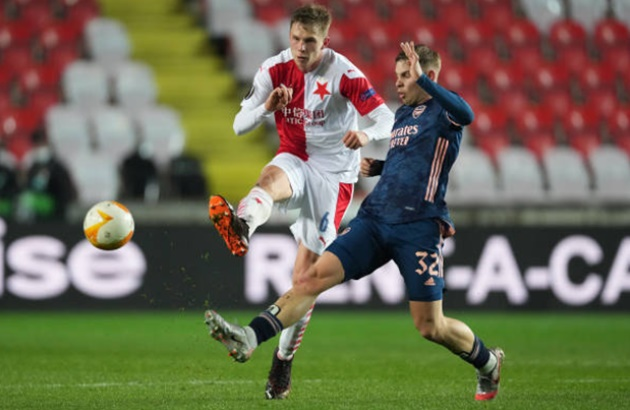 TRỰC TIẾP Slavia Prague 0-3 Arsenal (Hết H1): Pháo nổ liên hồi - Bóng Đá