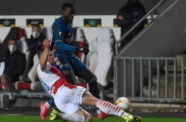 TRỰC TIẾP Slavia Prague 0-3 Arsenal (H2): 4 thay đổi liên tiếp - Bóng Đá