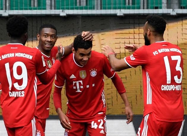 st Bayern - Bóng Đá