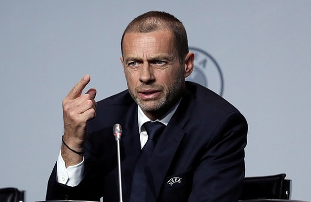 Woodward and Agnelli are 'snakes' and 'liars' — UEFA president Ceferin - Bóng Đá