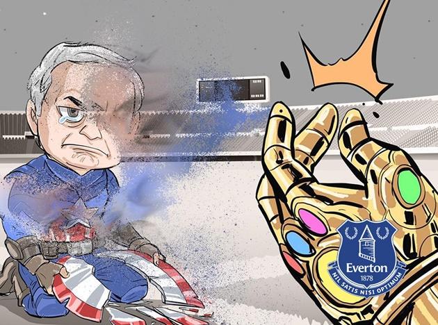 Cười té khói với loạt ảnh chế Tottenham sa thải Mourinho - Bóng Đá