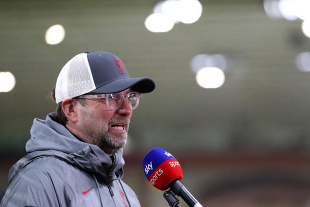 Jurgen Klopp speaks out on Liverpool's decision to join the European Super League - Bóng Đá