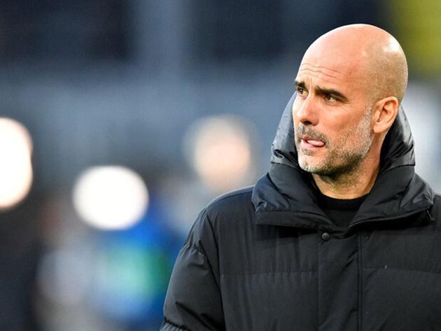 Man City manager Pep Guardiola reacts to collapse of Super League - Bóng Đá