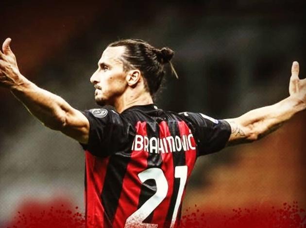 Ibrahimovic signs new AC Milan contract - Bóng Đá