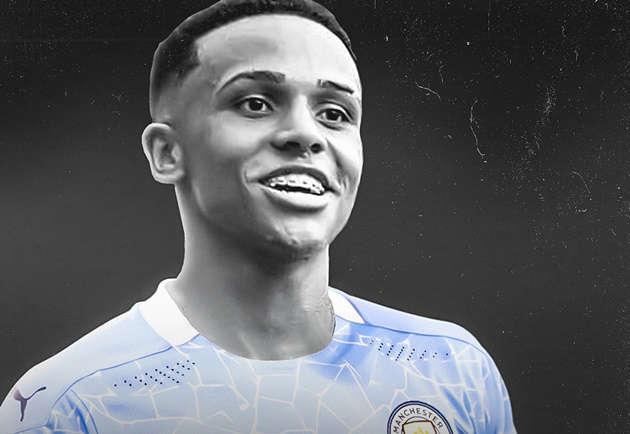 Man City's new wonderkid Kayky score stunning solo goal after humiliating FOUR defenders - Bóng Đá