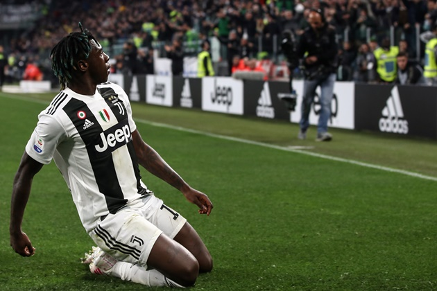 Kean 'disappointed' to have left Juventus and leaves door open for return to Turin - Bóng Đá