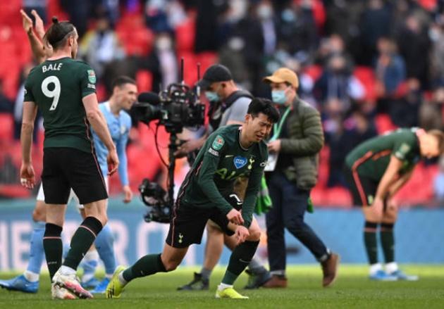 7 điểm nhấn Man City 1-0 Tottenham: Như Mourinho chưa hề chia ly, nước mắt Son - Bóng Đá