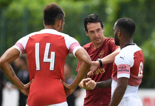 Villarreal boss Unai Emery praises eleven Arsenal players and Mikel Arteta ahead of Europa League semi-final  - Bóng Đá