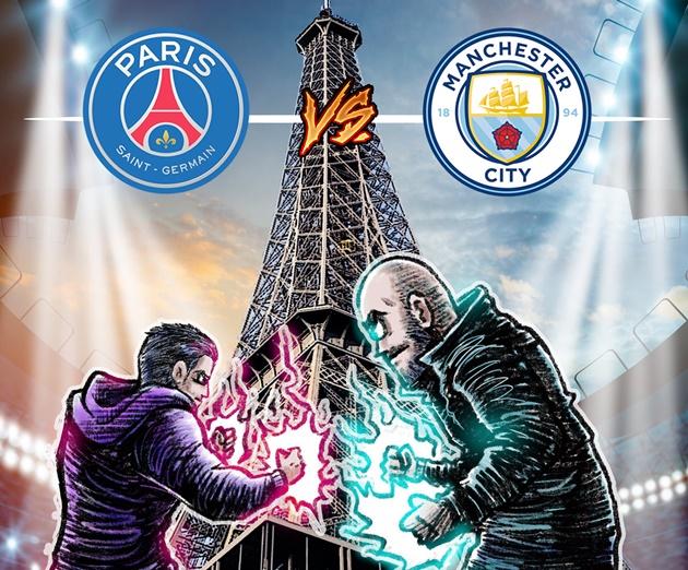 Cười té khói với loạt ảnh chế Man City thắng PSG - Bóng Đá