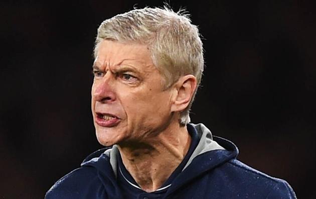 Arsene Wenger slams 'stupid' PSG players after Man City defeat - Bóng Đá