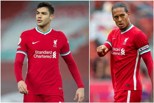Kabak reveals Virgil van Dijk advice and identifies Dutchman's key attribute he's trying to emulate at Liverpool - Bóng Đá