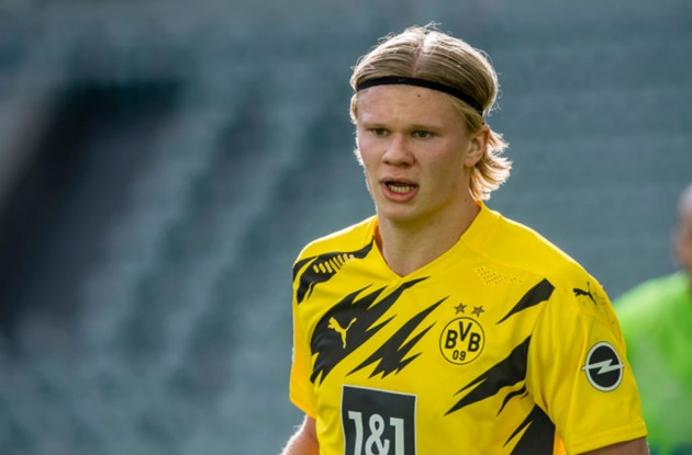Mino Raiola names the two clubs 'it will be hard for Erling Haaland to say no to' this summer   - Bóng Đá