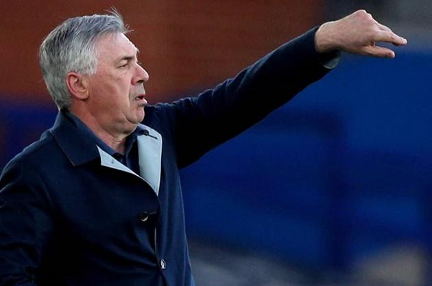 Ancelotti savages Everton squad over 'unbelievable' record, lack of 'desire' - Bóng Đá