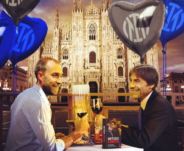 Cười té khói với loạt ảnh chế Inter vô địch Serie A  - Bóng Đá