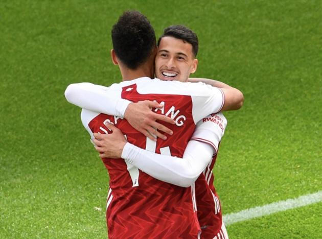 'Incredible work' – Pierre-Emerick Aubameyang hails Gabriel Martinelli after Arsenal's morale-boosting win over Newcastle  / - Bóng Đá